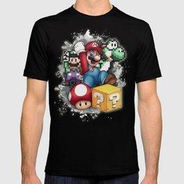 Mario et ses amis T-shirt