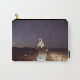 Horse Girl Carry-All Pouch