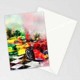 Lucas di Grassi, Formula E Stationery Cards