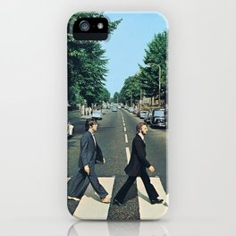 Abbey Road Original Remastered  iPhone Case