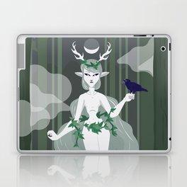 White Stag Laptop & iPad Skin
