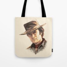 Clint Eastwood tribute Tote Bag