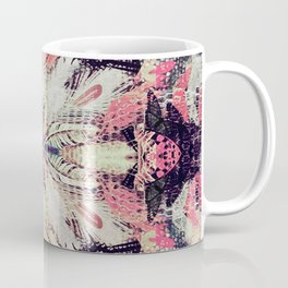 Butterfly and feathers - abstract brushes Coffee Mug