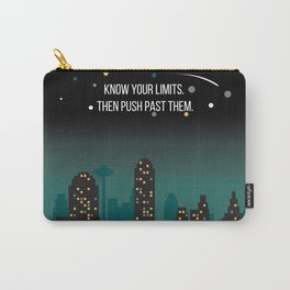 Limits in the City Carry-All Pouch