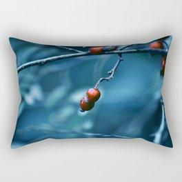 autumn bleeds Rectangular Pillow