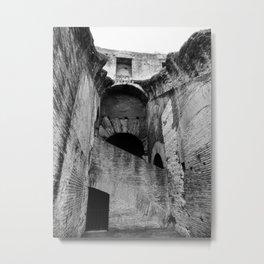Coliseum ruins Metal Print