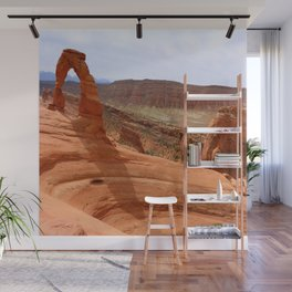 Delicate Arch A Famous Landmark Wall Mural