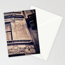 """UPPER WEST FAÇADE Stationery Cards"
