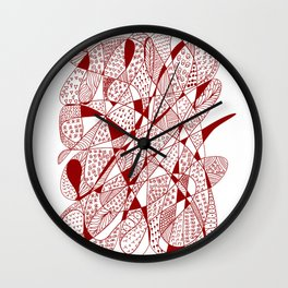 Alpha Zen Wall Clock