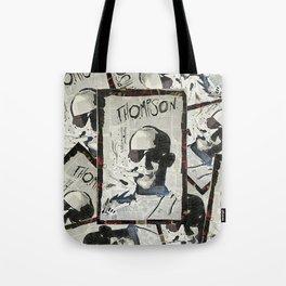 Dr. Hunter S. Thompson Tote Bag