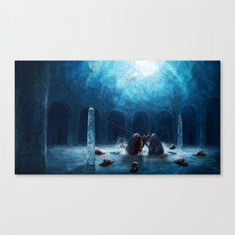 The Sacrifice Canvas Print