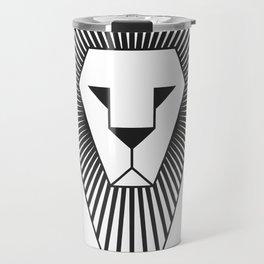 animal PICTOGRAMS vol. 5 - LIONS Travel Mug