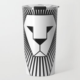 animal PICTOGRAMS vol. 5 - LIONS Travel Mug