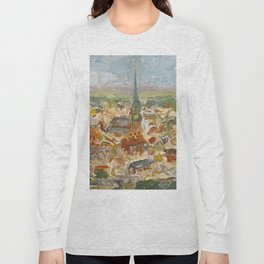 The First of May in Rīga, Latvia Long Sleeve T-shirt