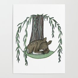 Naptime Under the Willow Poster
