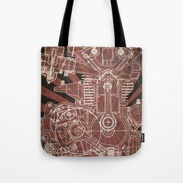 CB450 Japan Tote Bag