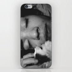 kitty love iPhone & iPod Skin