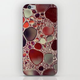 Bubble Abstract iPhone Skin