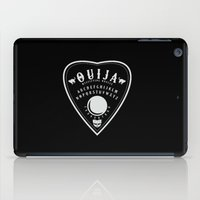 ouija iPad Cases featuring OUIJA PLANCHETTE by ANOMIC DESIGNS