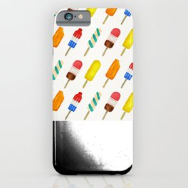 Popsicle Collection iPhone Case