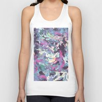 celestial Tank Tops featuring Celestial by Wendy Ding: Illustration