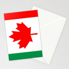 Italo Canadian Stationery Cards