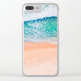 Tropical Delight - California Dreams Clear iPhone Case