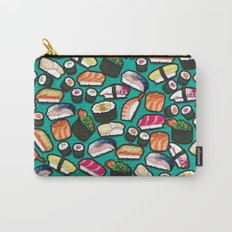 Sushi Aqua Carry-All Pouch