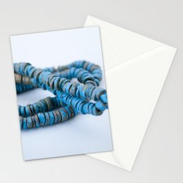 Blue art Stationery Cards