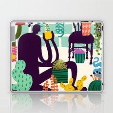 Natural Recall poster design Laptop & iPad Skin