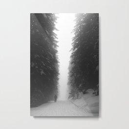 under giant Metal Print