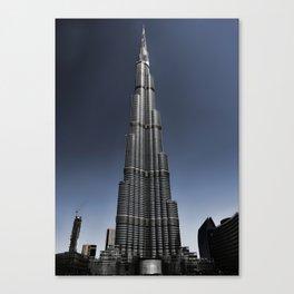 Burj Khalifa 3 Canvas Print