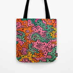 Totally Abstract Tote Bag