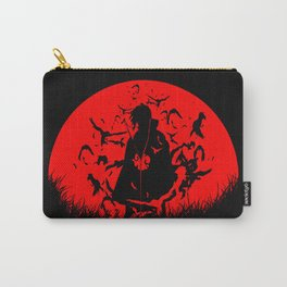 Red Moon Itachi Carry-All Pouch