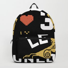 gamer 38 birthday outfit funny gamer gift Backpack