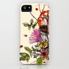Abstract Floral iPhone (5, 5s) Slim Case