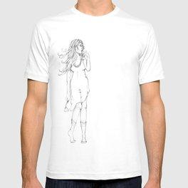 Lady in Wait T-shirt