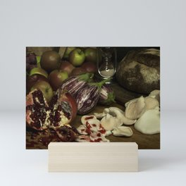 Still Life: Appetite Mini Art Print