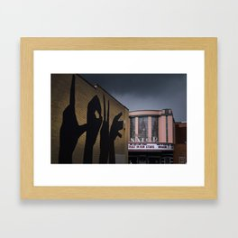 Baltimore Love Framed Art Print