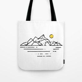 This Is Not A Sunset Tote Bag