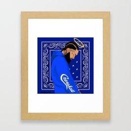 Nipsey Framed Art Print