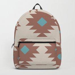 Southwestern Pattern 546 Backpack