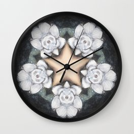 Goddess of Magick Wall Clock