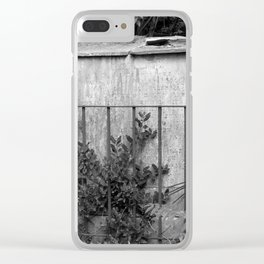 ancient memorial Clear iPhone Case