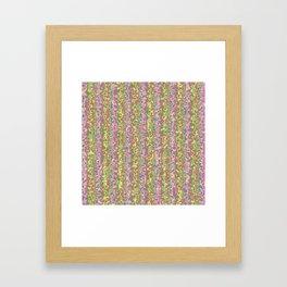 Primal-Fairytale colorway Framed Art Print