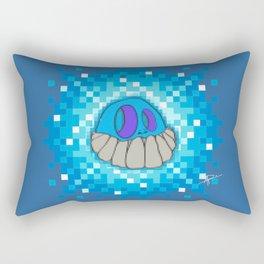 Gnargle Dink 8-Bit Rectangular Pillow