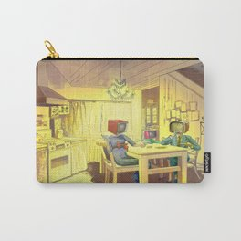 TV Addiction Carry-All Pouch