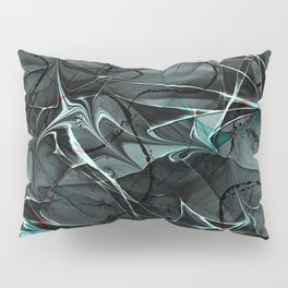 Fragmented Knowledge Pillow Sham