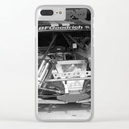Track Noir TORC #5 Clear iPhone Case