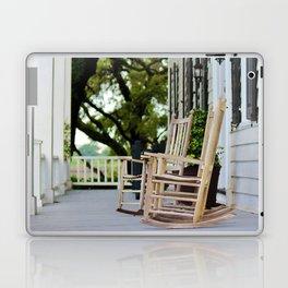 Kaminski House Porch Laptop & iPad Skin